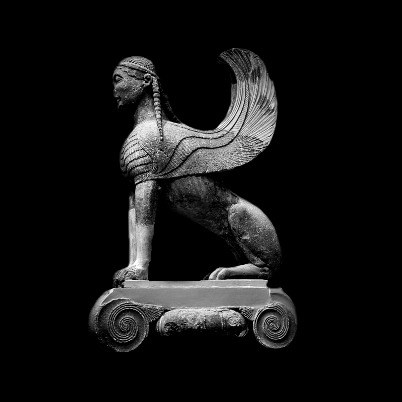 Sphinx, The Hellenic Tradition