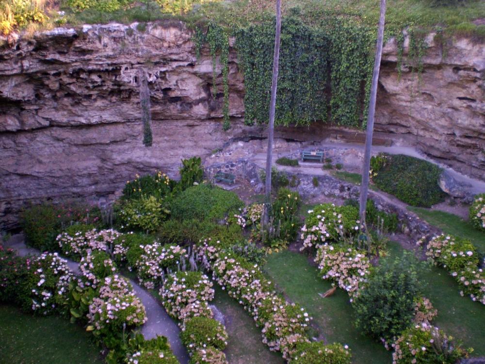 Umpherston Sinkhole/Sunken Garden, South Australia