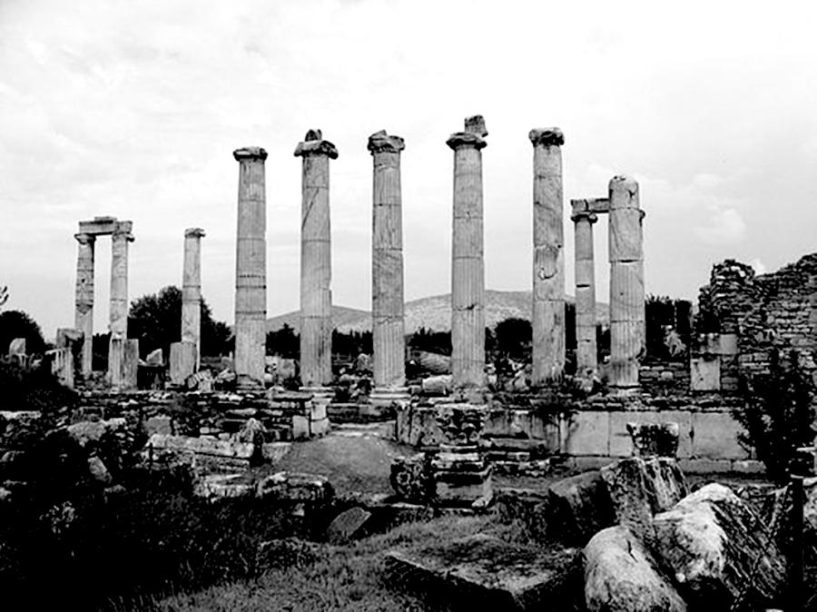 Greece, Temple